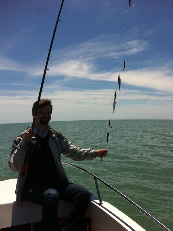 Рыбалка в Адлере всегда радует