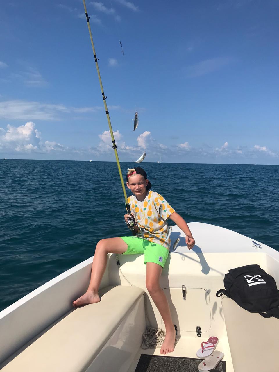 Рыбалка в Адлере.