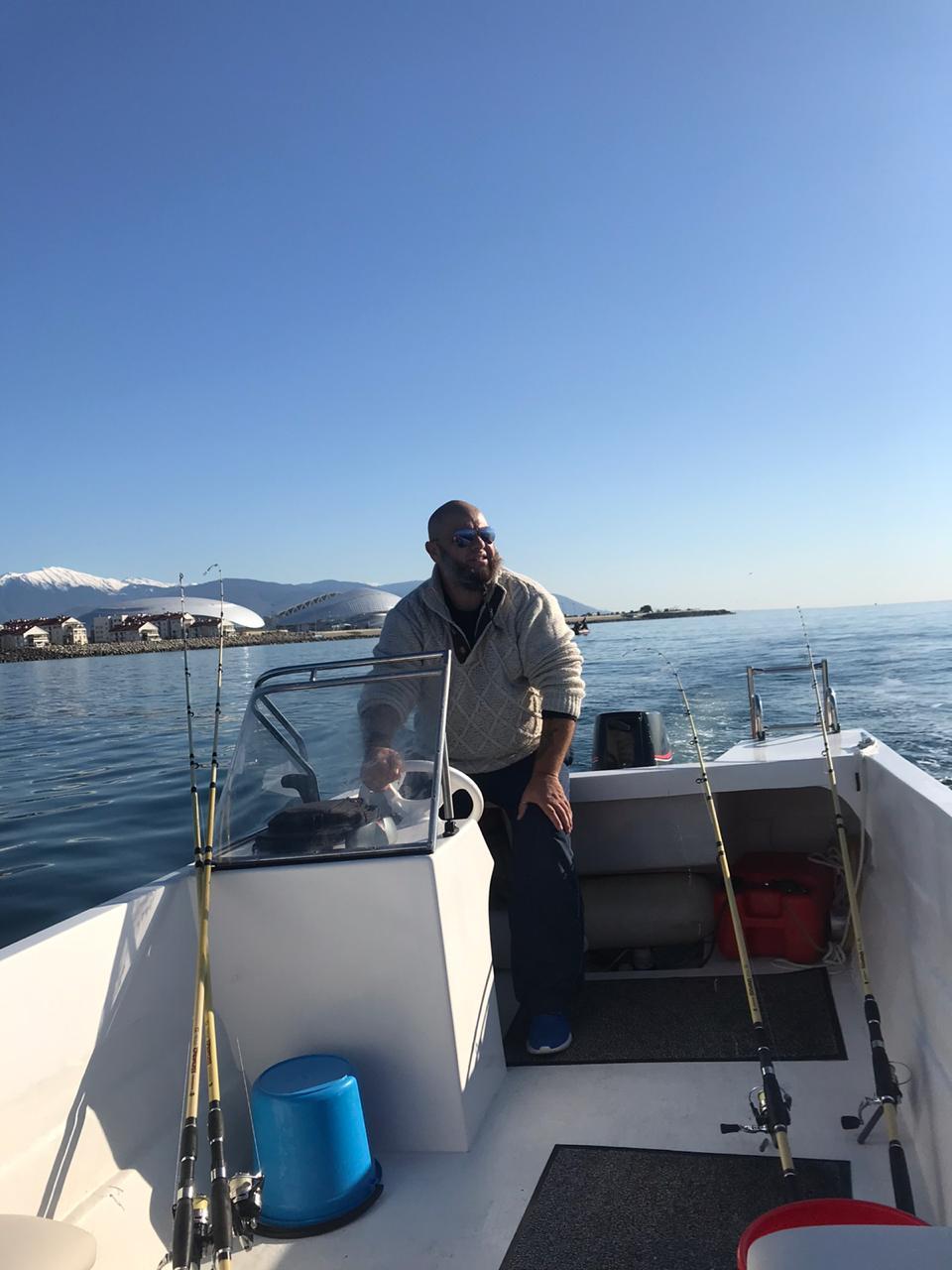 В декабре рыбачить даже лучше.